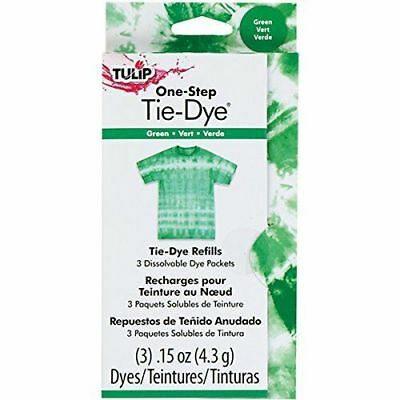 Tulip One-Step Tie-Dye Refill (Green) - Cold Water Dye - BEST VALUE IN EUROPE