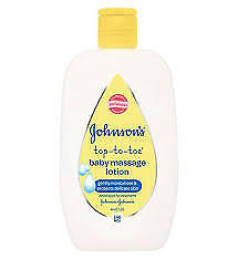 2 X Johnsons Top-To-Toe Baby Bath 500Ml New ** Newborn Skin & Hair Pump