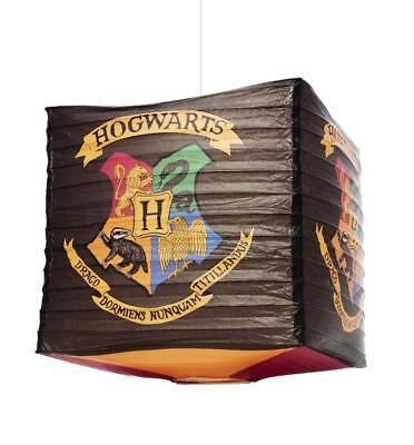 9adcf019733 GROOVY UK-S HARRY Potter Hogwarts Cube Paper Lampshade - EUR 24