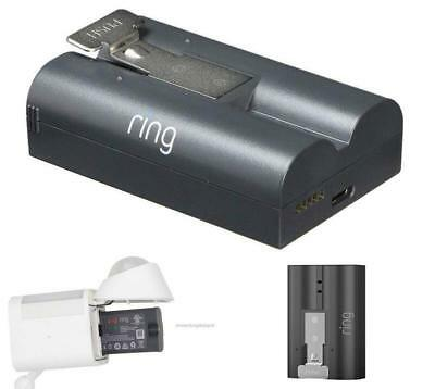 Ring Rechargeable Batteries Video Doorbell Spotlight Cam Backup Power Battery