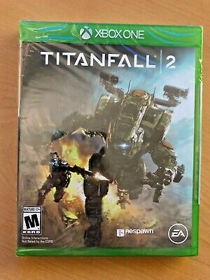 Titanfall 2 (Microsoft Xbox One, 2016) Brand New! Factory Sealed!