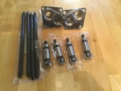 New Harley davidson shovelhead chrome tappet block, lifter, pushrod combo SALE!!