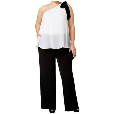 8a76d18bf48 ... GS Love Romper w  Surplice Neckline AB4 Black Size 2X NWT.  15.99 Buy  It Now 23d 4h. See Details. Women s INC Jumpsuit Deep Black White Plus Size  20W ...