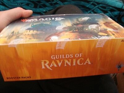 Guilds of Ravnica Booster box x1  English MTG Sealed New Magic Cards