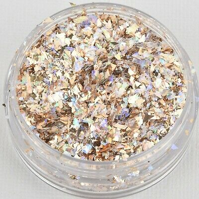 SAND OPAL Crushed Glitter for ICE Resin by Ranger .11oz cft0108