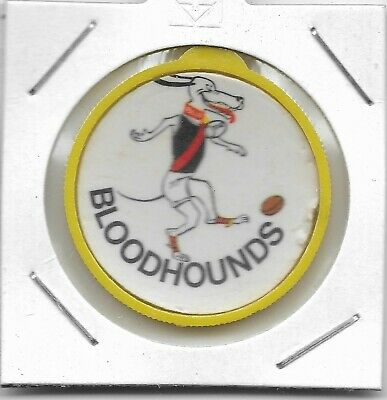 1970's Twisties South Australia Football Badge - West Adelaide Bloodhounds