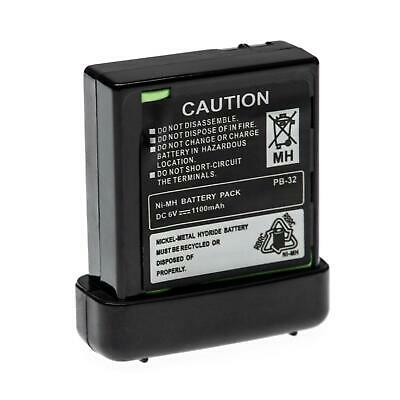 Batterie pour Kenwood TH22AT TH-22AT TH42AT TH-42AT