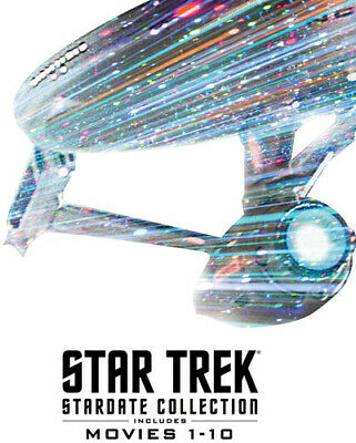 Star Trek: Stardate Collection [New DVD] Boxed Set, Dubbed, O-Card Packaging,