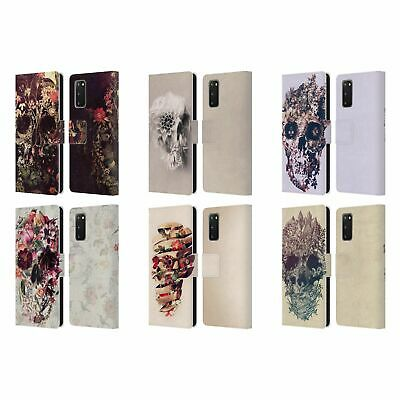 Official Ali Gulec Floral Leather Book Wallet Case Cover For Samsung Phones 1