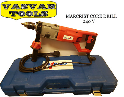Marcrist MRCDDM1240 DDM1 Diamond Core Drill 1200w 240v