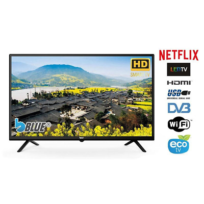 "Tv Led 32"" Pollici Blue 32Bl600 Smart Tv Fullhd Wifi Dt2"