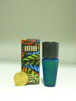 Havana Aramis Edt For Men In Box Miniatur Almost Full As Shown In Pictures 7Ml