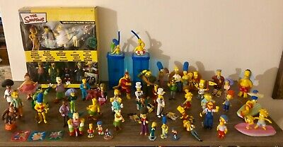 Simpson's Collective Figurines- characters