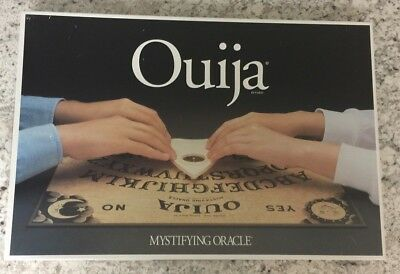 OUIJA Board Game Parker Brothers 1992 Mystifying Oracle William Fuld