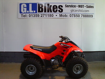 02 honda atv trx90 sportrax 90 2002 owners manual