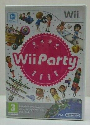 Wii - Wii Party -  Boxed