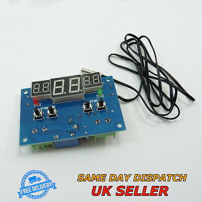 NTC 12V Thermostat Board Switch Digital Relay Temperature Control Display