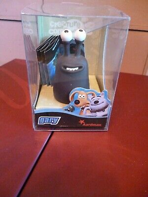 Creature Comforts Collectables Gary The Slug Bnib 500