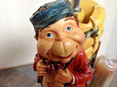 Efteling Holland Gnome e Statue The Laaf Collection 1998 Ltd Ed