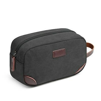 Hygiene Bag Men Dopp Toiletry Travel Shaving Case Organizer Cosmetic Pouch Kit