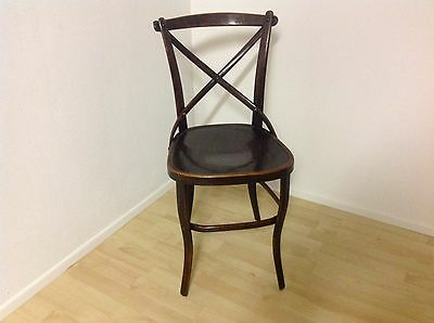 Original Thonet Stuhl Lattenstuhl August Thonet um 1900 !Restauriert!