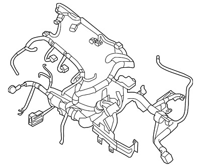 Sr20 Engine Harness