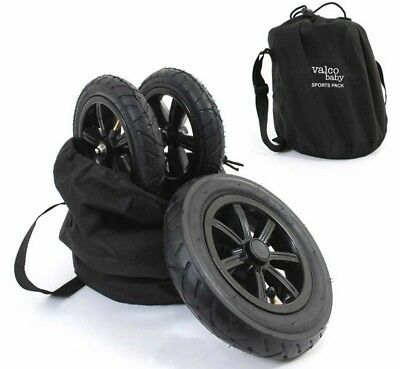 Valco Sports Pack Wheels for Snap 4/ Snap Ultra/ Snap Duo/ Snap Duo Tailormade