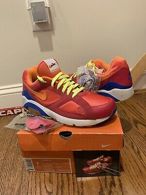 new concept 69993 0cc2a Nike Air Max Tier 0 (144 pairs) 180 Powerwall Size 9 In Deadstock Condition