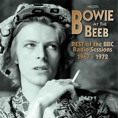 David Bowie 1967 - 1972 Rest Of The Bbc Radio Sessions 2Cd