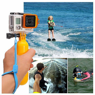 Floating Hand Grip Handle Mount Accessory Float for GoPro Hero 2 3 3+ 4 Camera