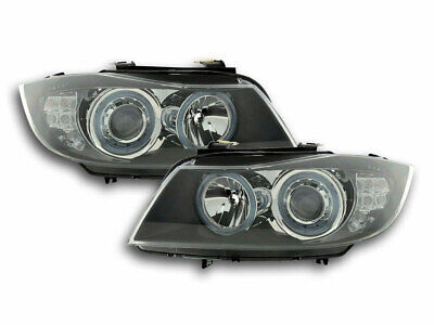 Scheinwerfer Set Angel Eyes BMW 3er Limousine/Touring Typ E90/E91 Bj. 05-08