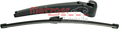 Metzger Windshield Washer Wiper Arm Rear For VW Golf Mk5 Plus Polo 01-14