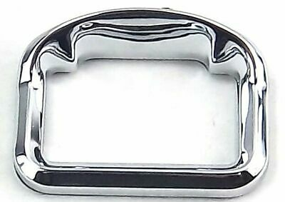 glove box emblem bezel trim chrome plastic for Peterbilt American Class