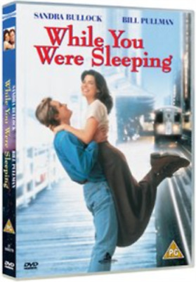 Nicole Mercurio, Jason Bernard-While You Were Sleeping DVD NUEVO