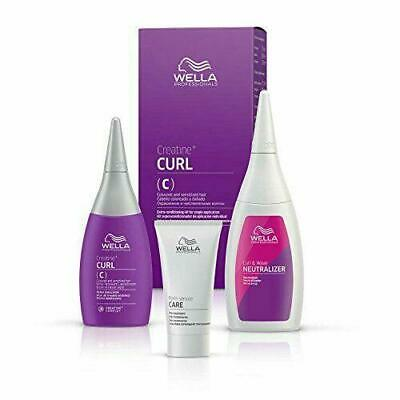 Wella Professionals Creatine+ Curl C (Coloured Hair)(FREE 48Hr TRACKED DELIVERY)