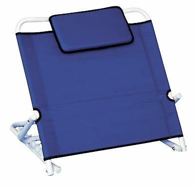 Aidapt Adjustable Blue Bed Back Rest-5 Position Comfort Aid Backrest