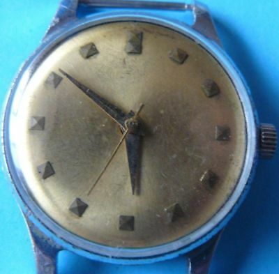 rare old vintage antique Russian RAKETA 17 jewels made USSR
