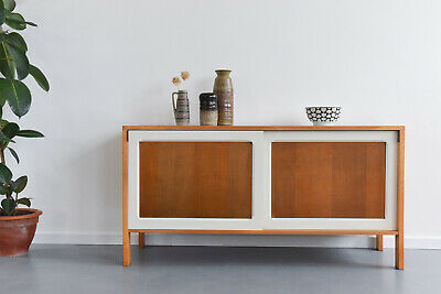 Vintage Wood and Melamine Sideboard by Terrence Conran for Habitat