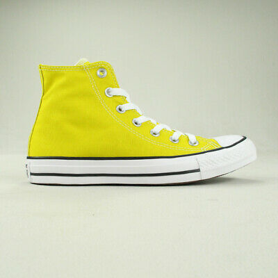 3a1d07939f0798 CONVERSE CT AS Hi Trainers New in box Citron Yellow UK Size 3