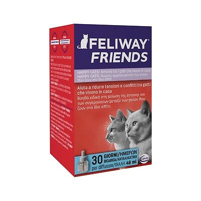 Feliway Friends Ricarica Ml.48