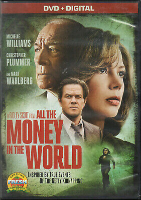 All The Money In The World (DVD) VG