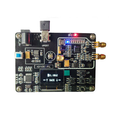 Signal Generator Module 35M-4.4GHz RF Signal Source Frequency d