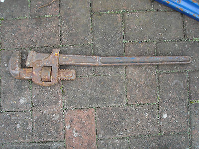 Record 24'' wrench