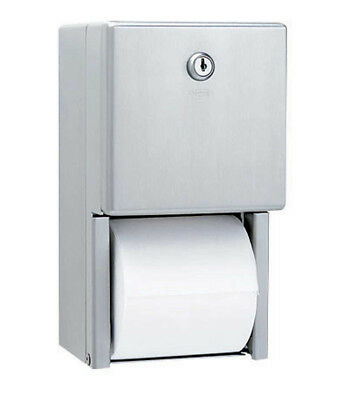 Bobrick Classic Series Multi-Roll Toilet Tissue Dispenser #B-2888