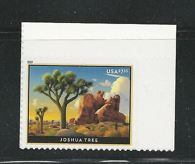 2019 Priority mail stamp Joshua Tree $7.35