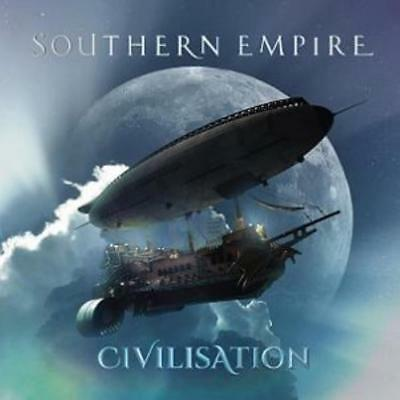 Southern Empire - Civilisation Sealed 2018 Digipak Cult Prog  Ex Unitopia