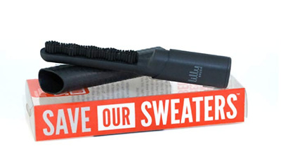 Lilly Brush Save Our Sweaters - Sweater Pill, Lint & Pet Hair Remover