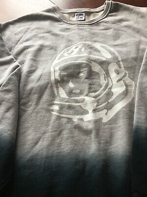 2de7defd008a Billionaire Boys Club BBC Crewneck Sweatshirt Large Helmet Astronaut Men's  2XL