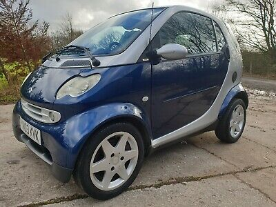 Smart Car Pulse Coupe Fortwo ,6 Speed Auto,Panoramic roof,£30 a Year Road Tax