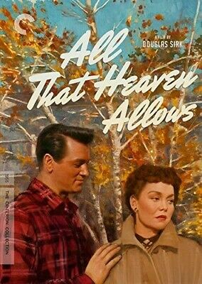 Criterion Collection: All That Heaven Allows [New DVD]